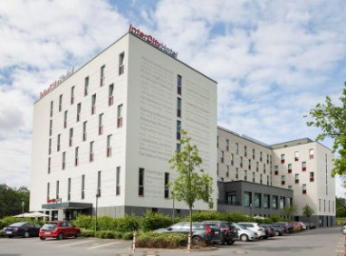 IntercityHotel Berlin-Brandenburg Airport: Außenansicht