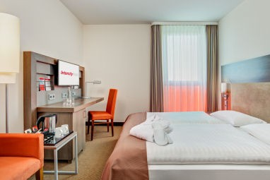 IntercityHotel Berlin-Brandenburg Airport: Zimmer