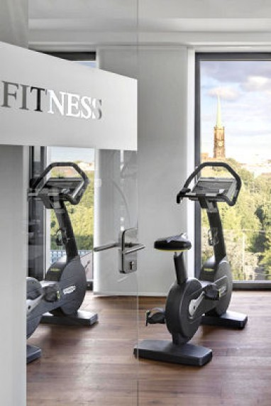 Steigenberger Hotel Bremen: Fitness-Center